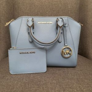 Michael Kors Small Satchel/Wallet Set